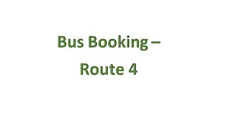 Bus Bookings - Route 4 - Port Talbot tickets