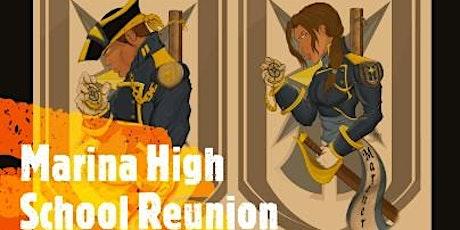 Marina High School VIRTUAL Reunion: Classes of 09 & 10 tickets