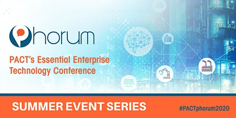 Phorum Summer Series :  Transform Your IT Spend tickets