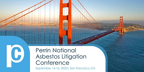 National Asbestos Litigation Conference tickets