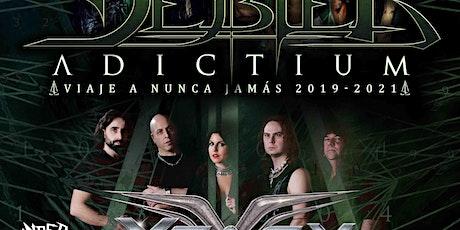 DEBLER + XTASY - BILBAO - SALA SANTANA (BLUE) tickets