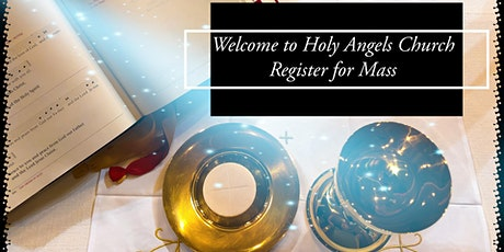 Holy Angels Church Mass tickets