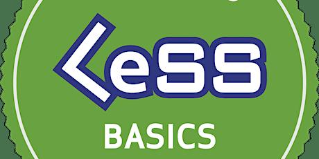 Certified LeSS Basics bilhetes