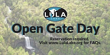 Open Gate Day - Sunday, November 1 tickets