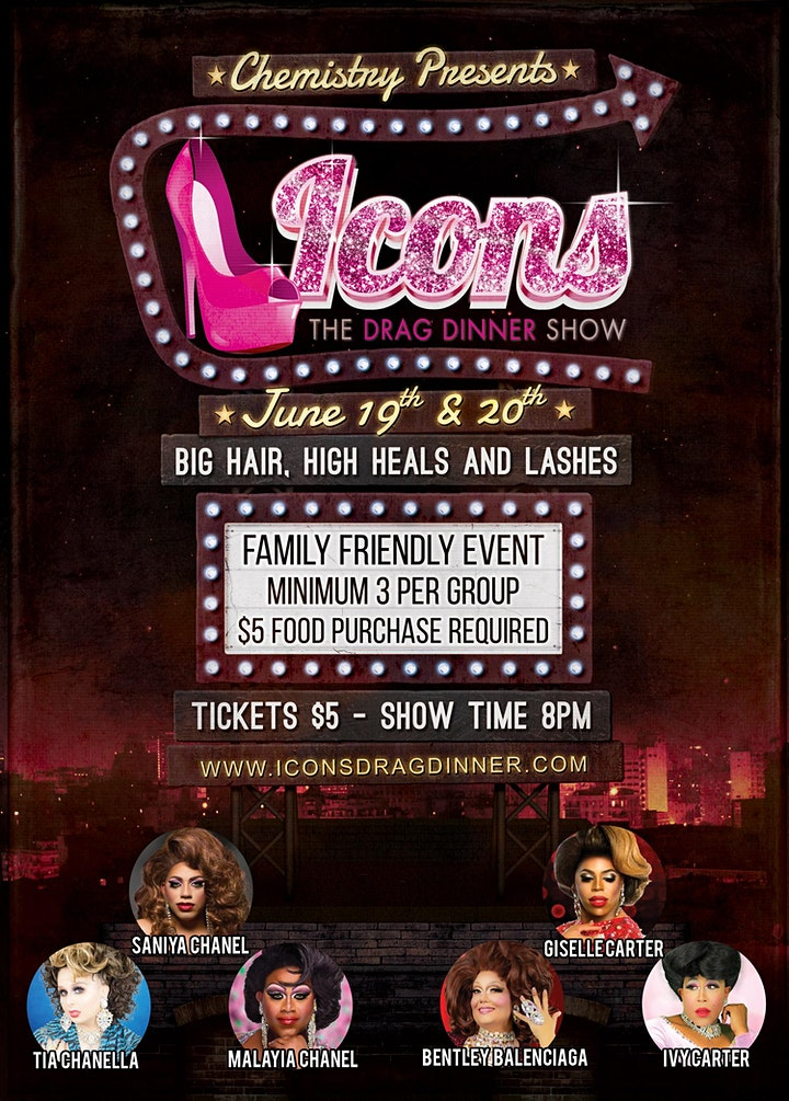 Icons Drag Dinner image