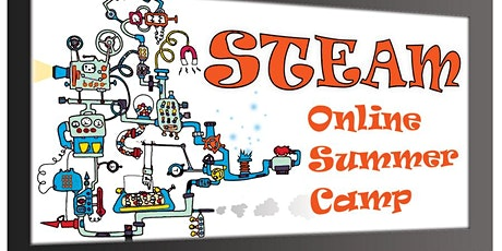 STEAM Online Summer Camp: Week 1 - Going Places tickets