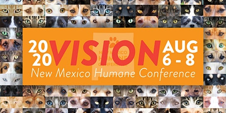 2020 New Mexico Humane Conference tickets