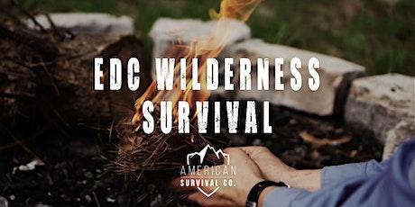 EDC Wilderness Survival - AR tickets