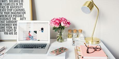 Entrenamiento: Paso a paso en como crear tu página web. entradas