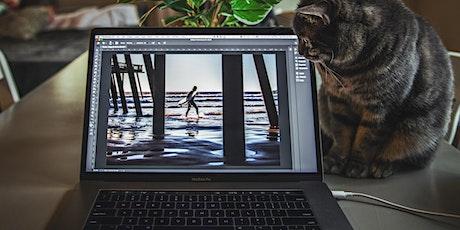 Virtual Photography Class | Photoshop 101 tickets