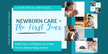 Newborn Care and the First Year tickets