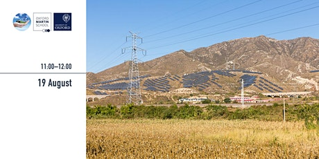 Current challenges of renewable energy: integration in China tickets