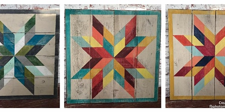 Barn Quilt Workshop: with Sonnet's Garden Blooms LLC tickets