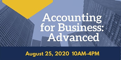Accounting  for Business:  Advanced tickets