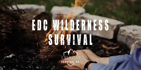 EDC Wilderness Survival - AR tickets