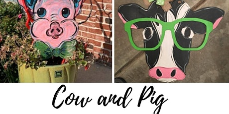 Cow and Pig tickets