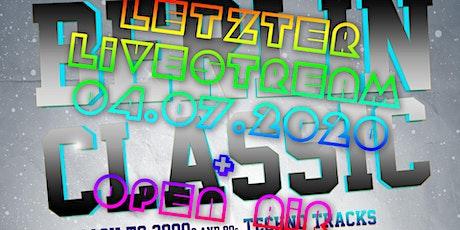Berlin Classic Livestream + Open Air  4.07.2020 Tickets