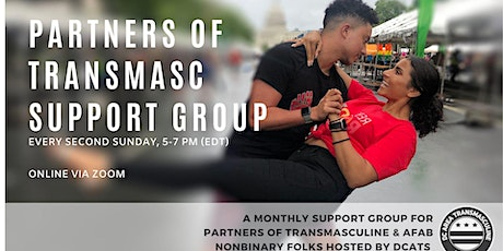 Partners of Transmasculine Folks Support Group tickets