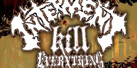 Interment w/ Kill Everything *Coprolalia *Astyanax tickets