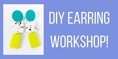 DIY Earring Workshop tickets