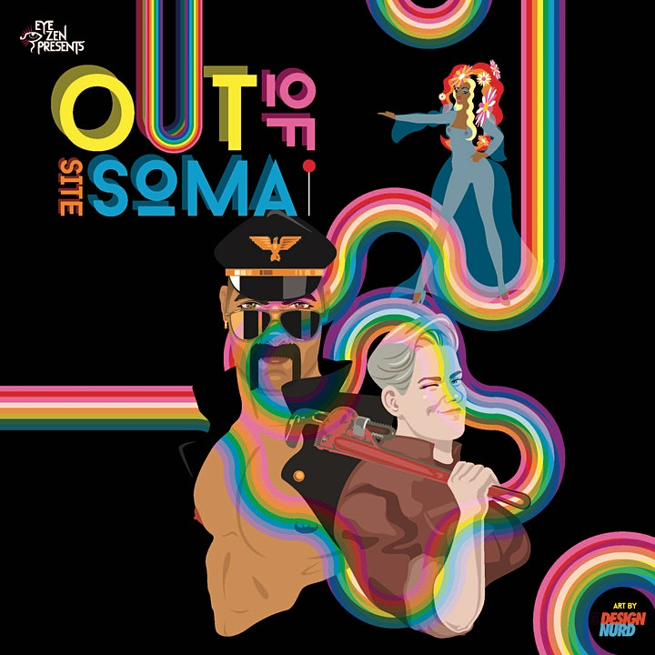OUT of Site: SOMA - A Virtual Performance-Driven Queer History Tour image