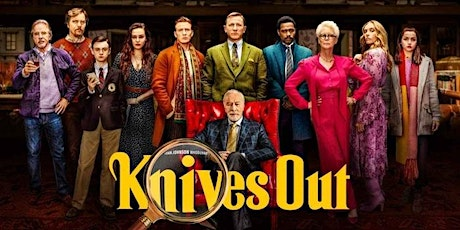 Knives Out (12A) - Drive-In Cinema in Aveley, Essex tickets