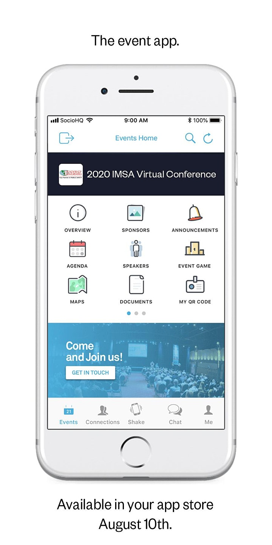 2020 IMSA Virtual Conference image