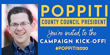 Poppiti 2020 Campaign Kick-off tickets