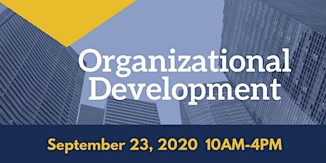 Organizational Development tickets