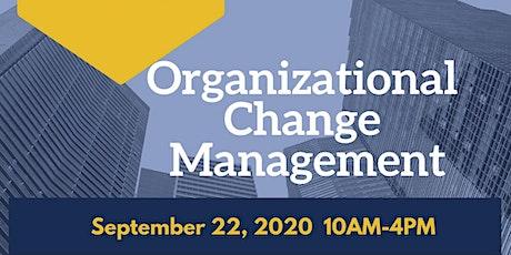 Organizational Change Management ingressos