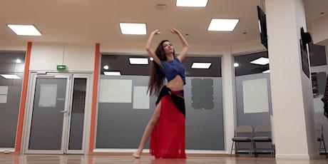 Cours de danse Orientale les Lundis 19H billets