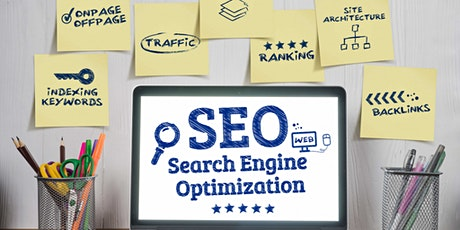 Introduction to Search Engine Optimisation (SEO)  Webinar tickets