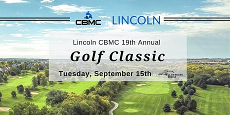 19th Annual Lincoln CBMC Golf Classic tickets