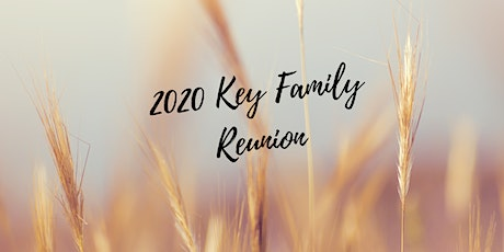 Key Family Reunion tickets