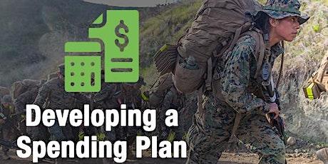 Developing a Spending Plan: Virtual Class tickets