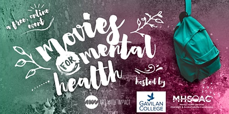 Gavilan College presents: Movies for Mental Health (Online) tickets