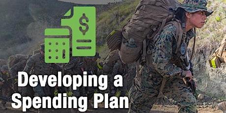 Developing a Spending Plan: EVENING Virtual Class tickets