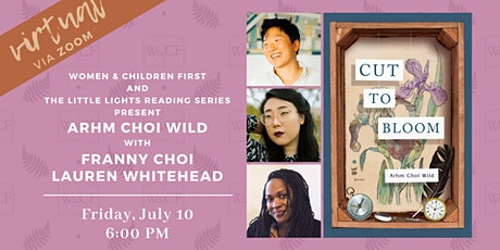 Poetry Reading: Arhm Choi Wild with Franny Choi & Lauren Whitehead tickets