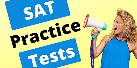 SAT Practice Tests tickets
