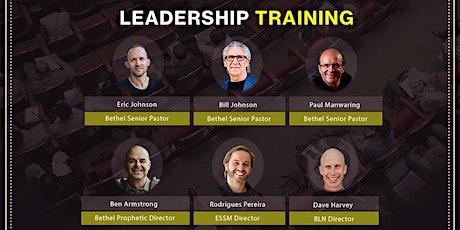 Formação de Liderança (Bethel Leaders Network) ingressos