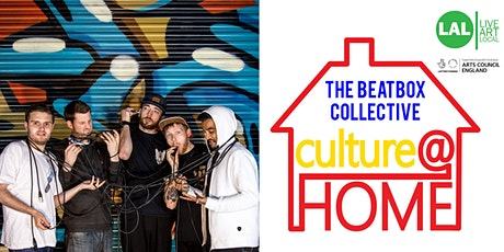 FREE Zoom Beatboxing Workshop with World Champions The Beatbox Collective tickets