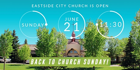11:30 Eastside City Church Service tickets