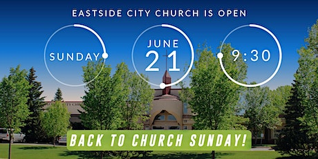 9:30 Eastside City Church Service tickets