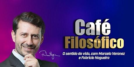 Café Filosófico ingressos