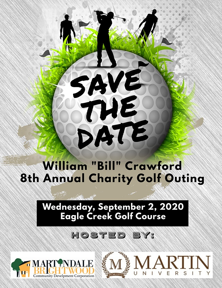 """8th Annual William A. """"Bill"""" Crawford Charitable Golf Outing image"""