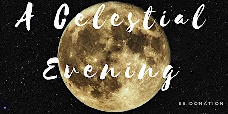 A Celestial Evening Meditation Gathering tickets