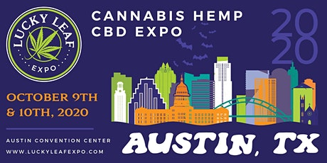 Lucky Leaf Expo Austin 2021 tickets
