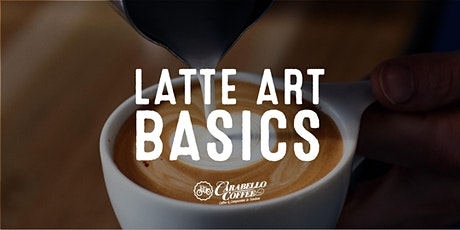 Latte Art Basics | Saturday, July 25th @ 9am tickets