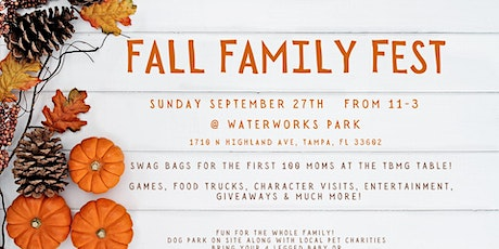Fall Family Fest tickets