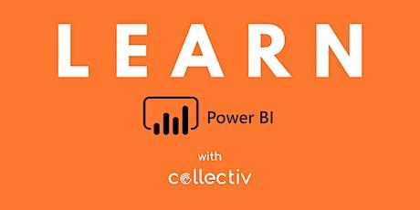 Power BI Mobile Reporting - Power BI Foundations Training tickets